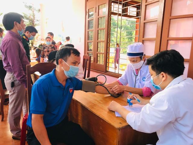 Ngày hội Hiến máu tình nguyện năm 2020